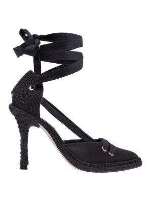 CASTANER: scarpe décolleté - Décolleté by Manolo Blahnik nere