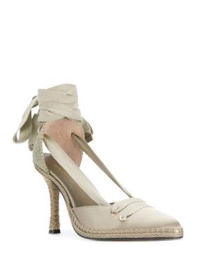 CASTANER: scarpe décolleté online - Décolleté by Manolo Blahnik beige