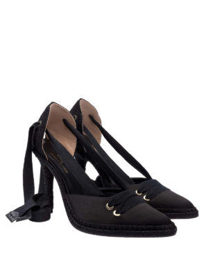 CASTANER: scarpe décolleté online - Décolleté by Manolo Blahnik nere