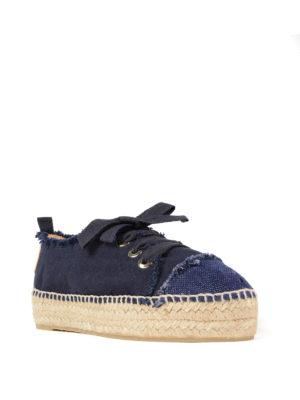 CASTANER: espadrillas online - Espadrillas sneaker Kosari blu