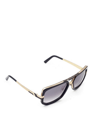 Cazal: sunglasses - Oversized square frame sunglasses