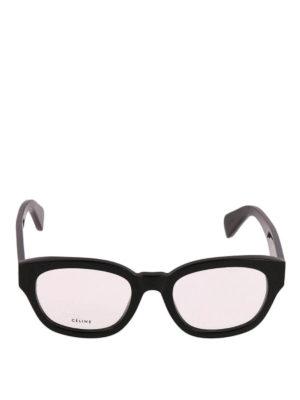 CELINE: Occhiali online - Occhiali da vista neri rettangolari