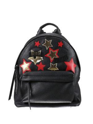 Chiara Ferragni: backpacks - Flirting and stars mini backpack