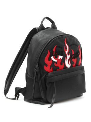 Chiara Ferragni: backpacks online - Faux leather Flirting backpack