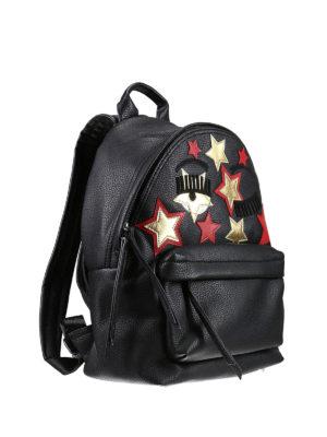 Chiara Ferragni: backpacks online - Flirting and stars mini backpack
