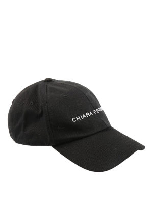 Chiara Ferragni: hats & caps - Active cotton baseball cap