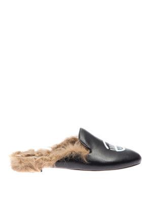 Chiara Ferragni: Loafers & Slippers - Candy Street Flirting slippers