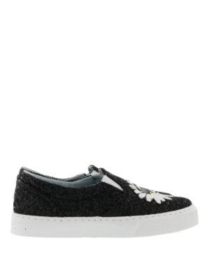 Chiara Ferragni: Loafers & Slippers - #findmeinwonderland slip-ons