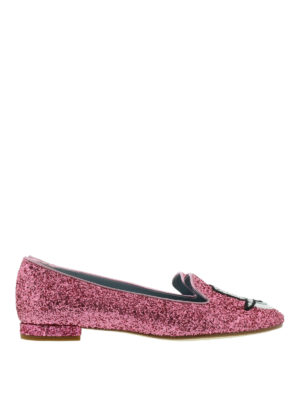 Chiara Ferragni: Loafers & Slippers - #findmeinwonderland slippers