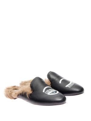 Chiara Ferragni: Loafers & Slippers online - Candy Street Flirting slippers