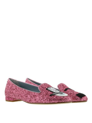 Chiara Ferragni: Loafers & Slippers online - #findmeinwonderland slippers