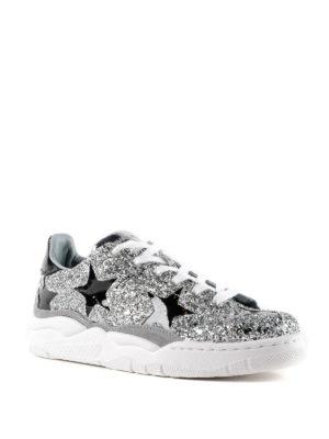CHIARA FERRAGNI: sneakers online - Sneaker Roger glitterate