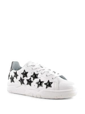 CHIARA FERRAGNI: sneakers online - Sneaker Roger con stelle in vernice