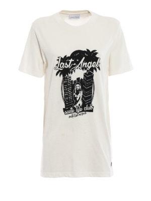 CHIARA FERRAGNI: t-shirt - T-shirt con stampa Best Free View
