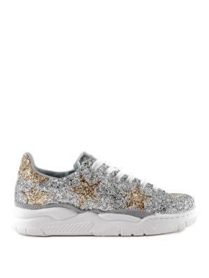 CHIARA FERRAGNI: sneakers - Sneaker Roger glitterate