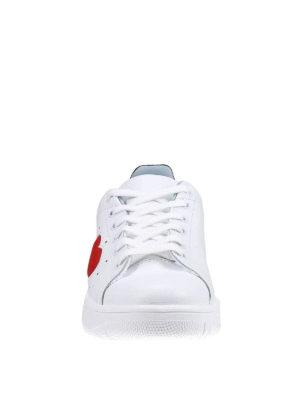 Chiara Ferragni: trainers online - Roger heart detail sneakers