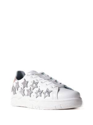 Chiara Ferragni: trainers online - Roger silver stars sneakers