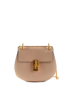 Chloe': cross body bags - Drew leather mini cross body bag