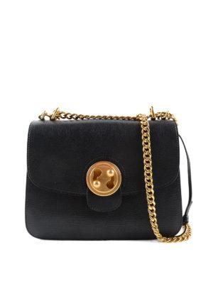 Chloe': shoulder bags - Mily leather medium bag