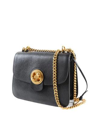 Chloe': shoulder bags online - Mily leather medium bag