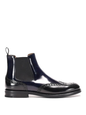 Church's: ankle boots - Ketsby leather chelsea boots