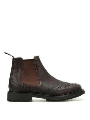 Church's: ankle boots - Mc Entyre leather ankle boots