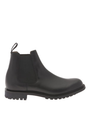 Church's: ankle boots - Nunton smooth leather booties