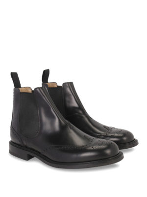 Church's: ankle boots online - CRANSLEY LEATHER CHELSEA BOOTS