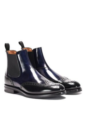 Church's: ankle boots online - Ketsby leather chelsea boots