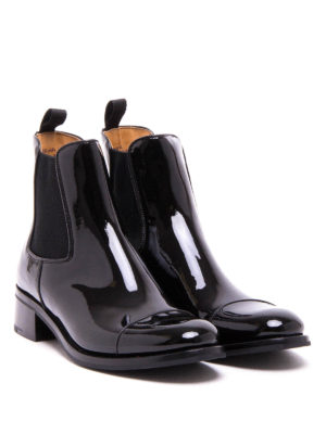 Church's: ankle boots online - Nerina Chelsea patent leather boots