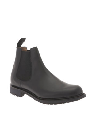 Church's: ankle boots online - Nunton smooth leather booties