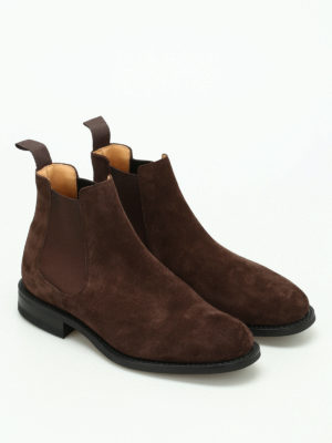 Church's: ankle boots online - Redenham suede booties