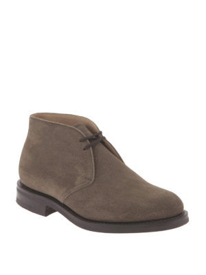 Church's: ankle boots online - Ryder 3 suede desert boots