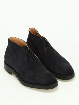 Church's: ankle boots online - Ryder castoro suede ankle boots