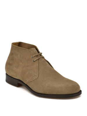 Church's: ankle boots online - Sahara suede ankle boots
