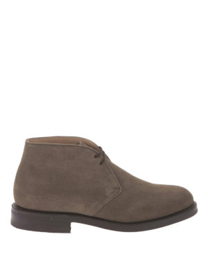 Church's: ankle boots - Ryder 3 suede desert boots