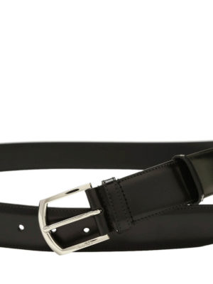 Church's: belts online - Brushed leather belt