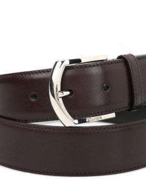 Church's: belts online - Leather belt