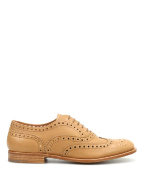 Church's: classic shoes - Burwood leather brogues