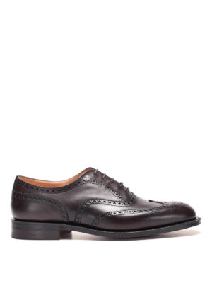 Church's: classic shoes - Chetwynd brogue leather Oxford