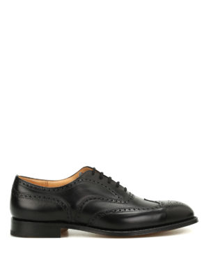Church's: classic shoes - Chetwynd calf leather shoes