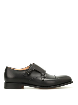 Church's: classic shoes - Detroit leather monk strap