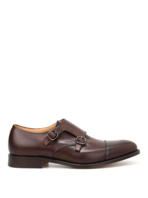 Church's: classic shoes - Detroit leather monk strap
