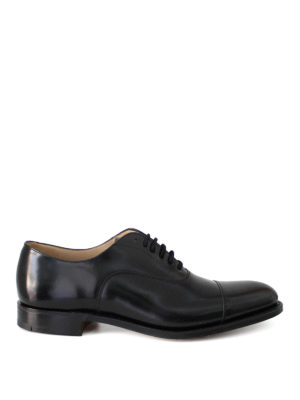Church's: classic shoes - Dubai oxford lace-ups