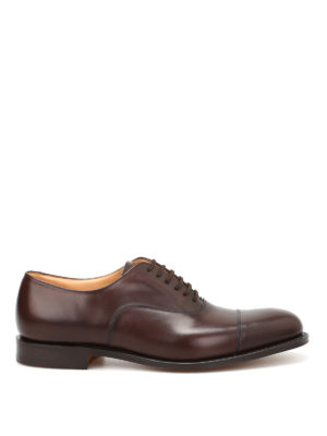 Church's: classic shoes - Dubai Oxford leather shoes