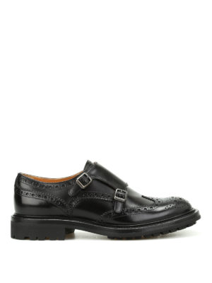 Church's: classic shoes - Lily monk strap shoes