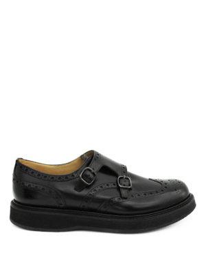Church's: classic shoes - Nettleton monk strap shoes