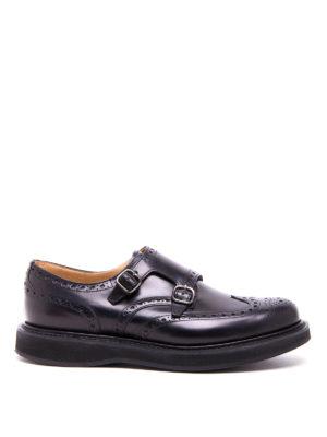 Church's: classic shoes - Nettleton monk straps