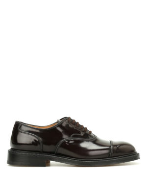 Church's: classic shoes - Ongar brushed leather Oxford shoes