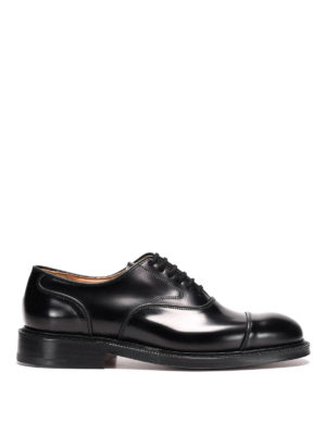 Church's: classic shoes - Ongar leather Oxford shoes